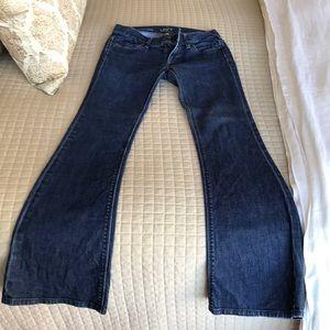 Loft size 2 bootcut jeans